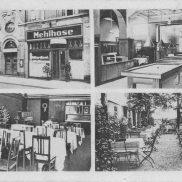 Innenansicht um 1911