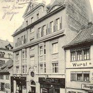 Postkarte – Franz Mehlhose 1911